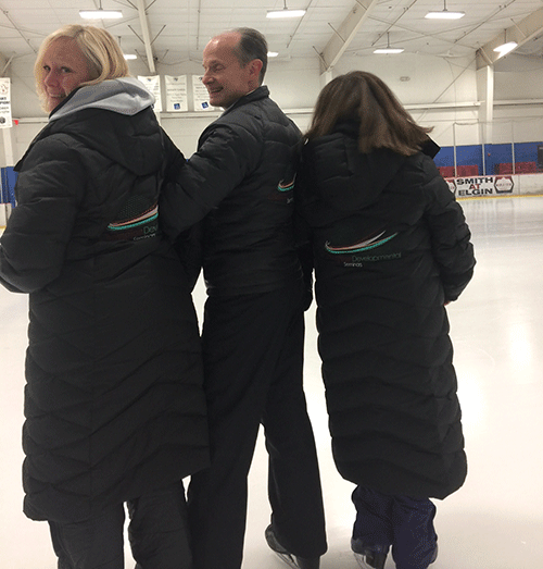 Figure Skating Coaches - Champion Skating Seminars